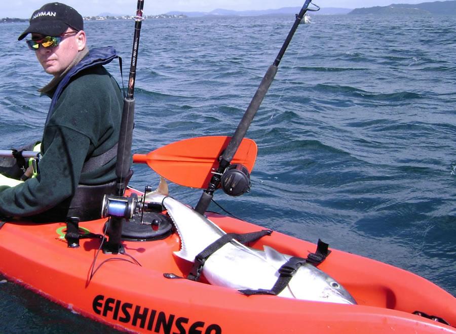 Ecapade Fishing Kayak