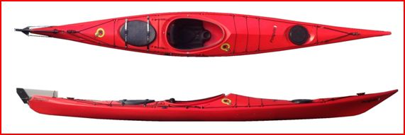 Q Kayaks Penguin Review With the  Shearwater  kayak
