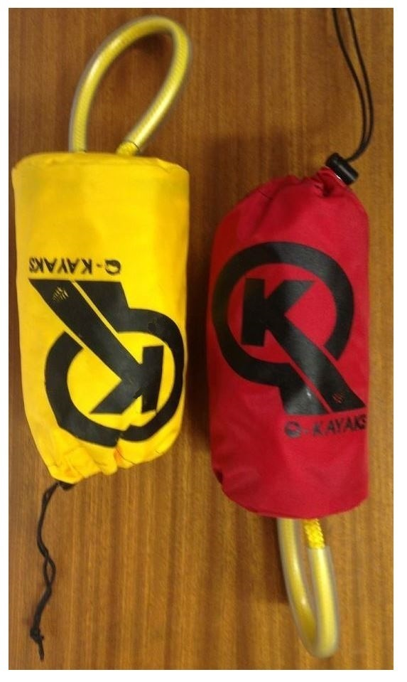 Rescue Throwbags