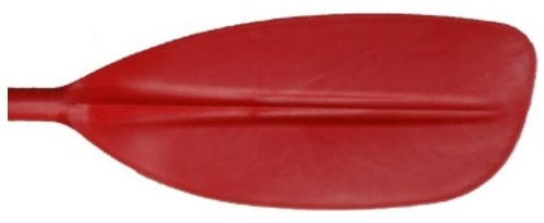Paddle Blade - Red Touring