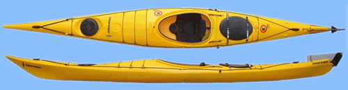 Q Kayaks Penguin Review Shearwater