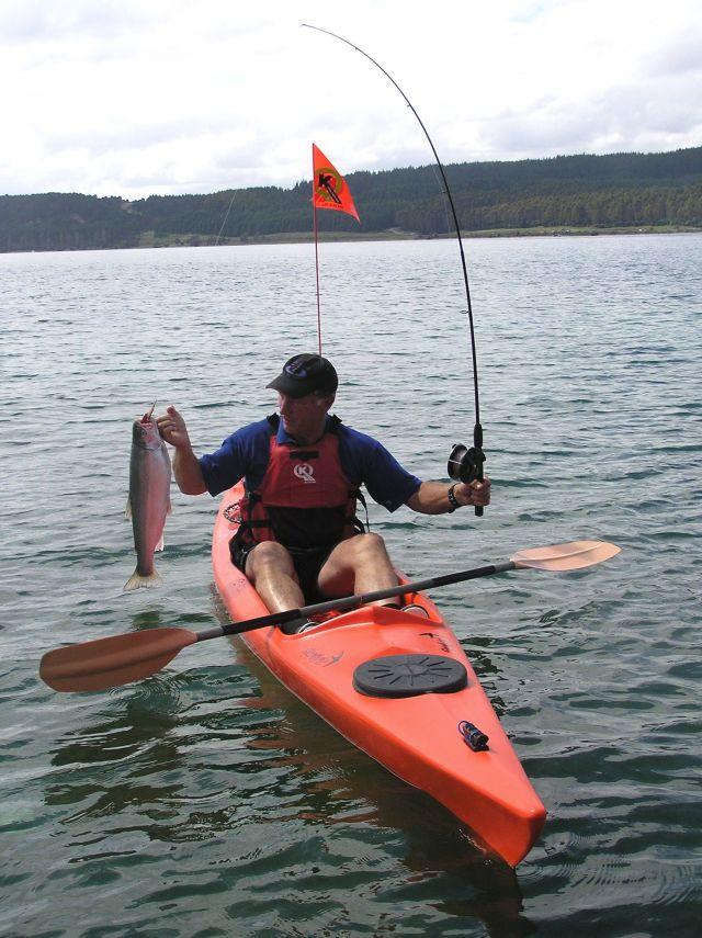 Swift Sit on top touring kayak