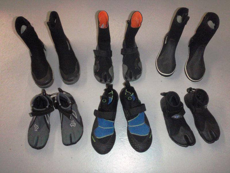 Various River Shoes
