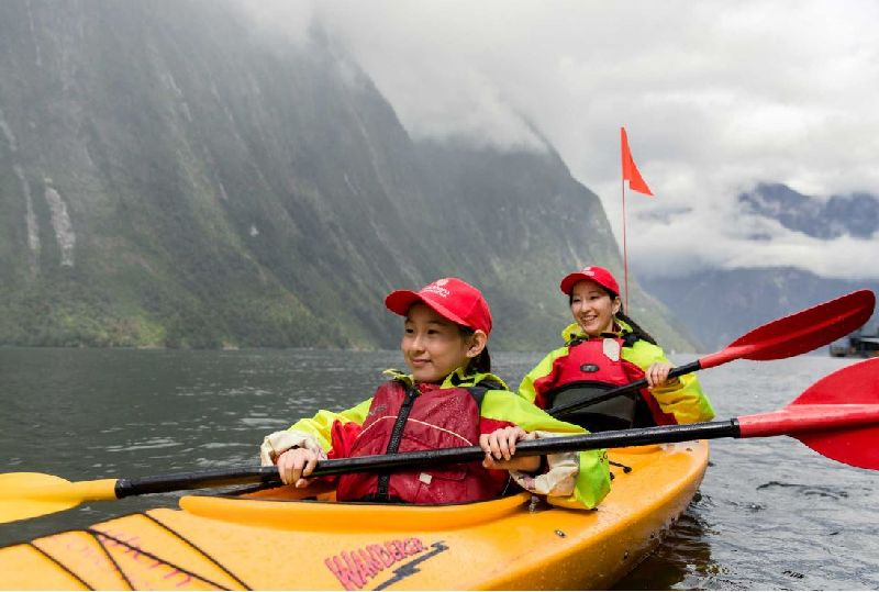 Wanderer Double Recreation Kayak - Last 2 avaliable in Red or Orange